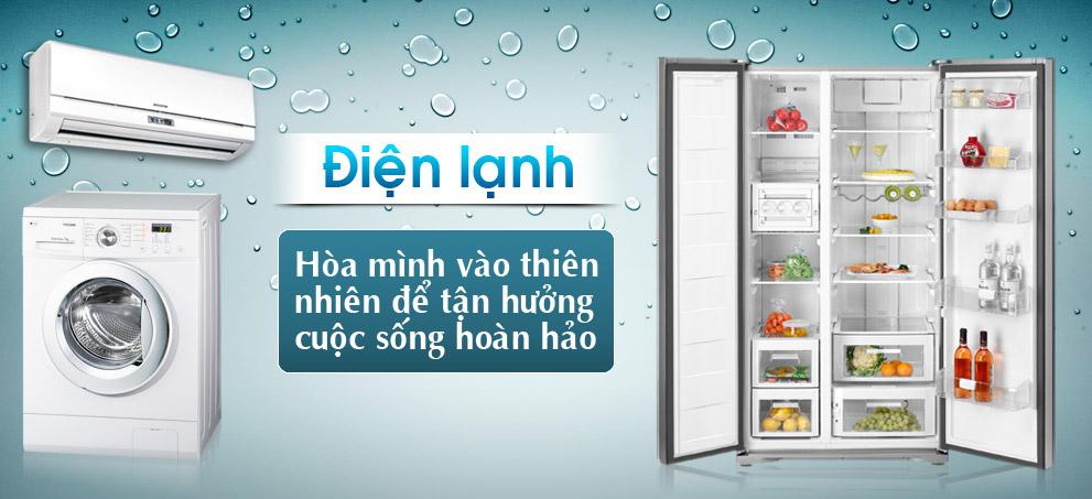 Lắp ráp điện lạnh tại Sài Gòn