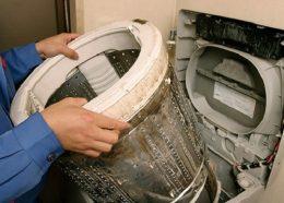 Vệ sinh máy giặt tại nhà