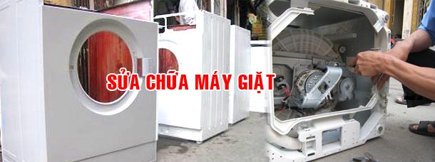 Dịch vụ sửa chữa máy giặt uy tín và lâu đời