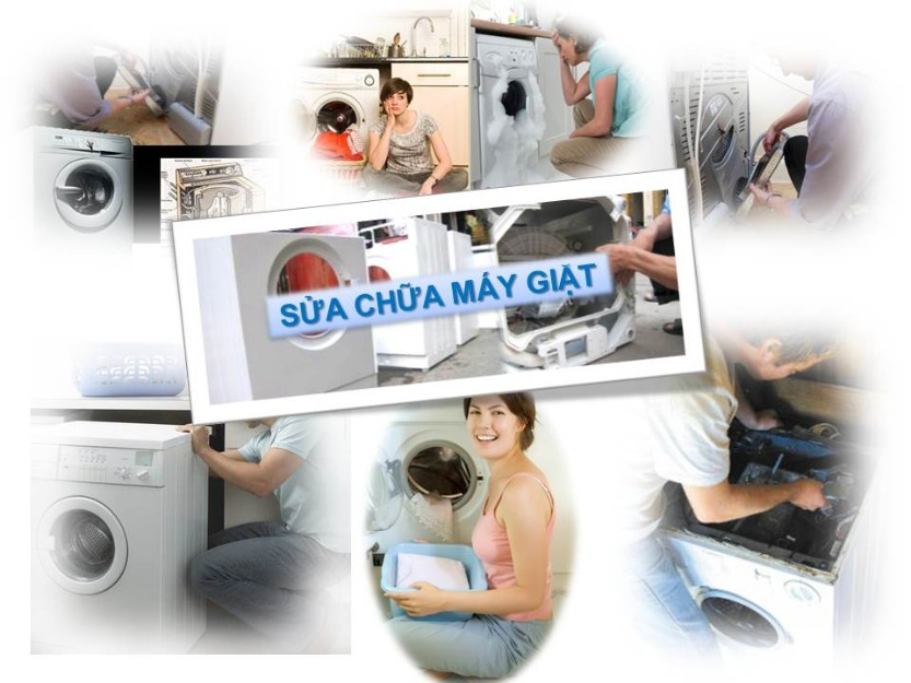 Sửa chữa máy giặt tận nhà điện lạnh Việt Đại Tín