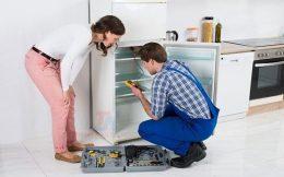 Lắp ráp sửa chữa tủ lạnh tại nhà Tp HCM