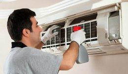 Vệ sinh, lắp ráp, sửa chữa máy lạnh tại quận 4