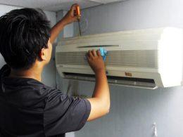 Hướng dẫn sửa máy lạnh bị xì gas tại nhà cực hiệu quả
